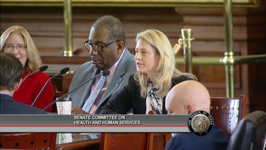 Pamela at Senate HHS 3-5-19